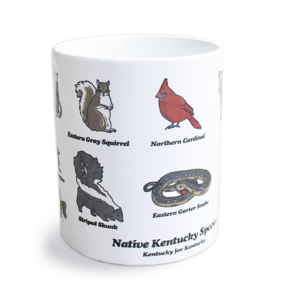 Kentucky Wildlife Mug-Odds and Ends-KY for KY Store