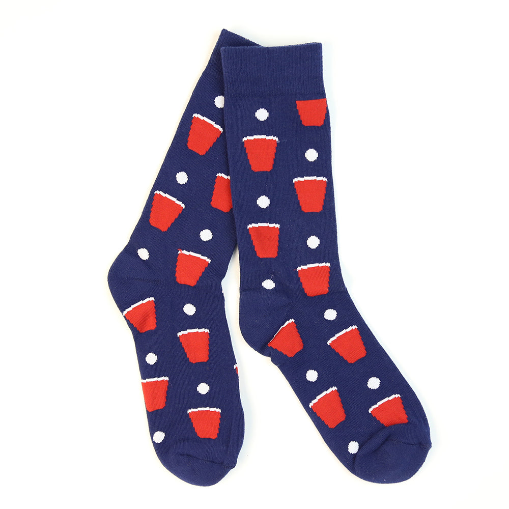 Beer Pong Socks-Socks-KY for KY Store