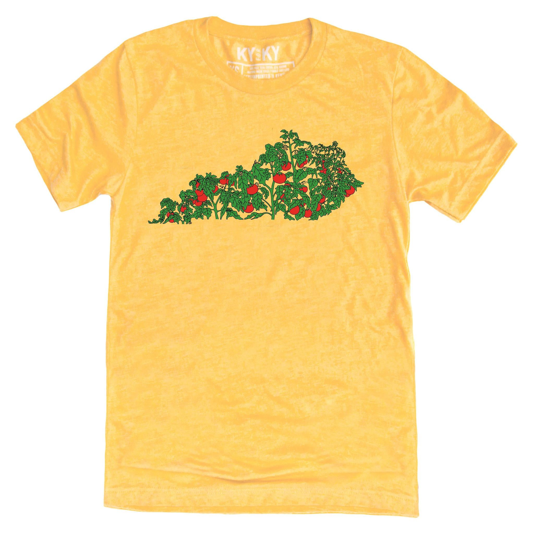 Kentucky Tomatoes T-Shirt-T-Shirt-KY for KY Store