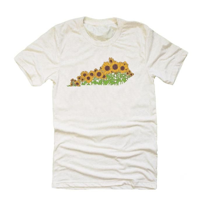 Sunflower KY T-Shirt-T-Shirt-KY for KY Store