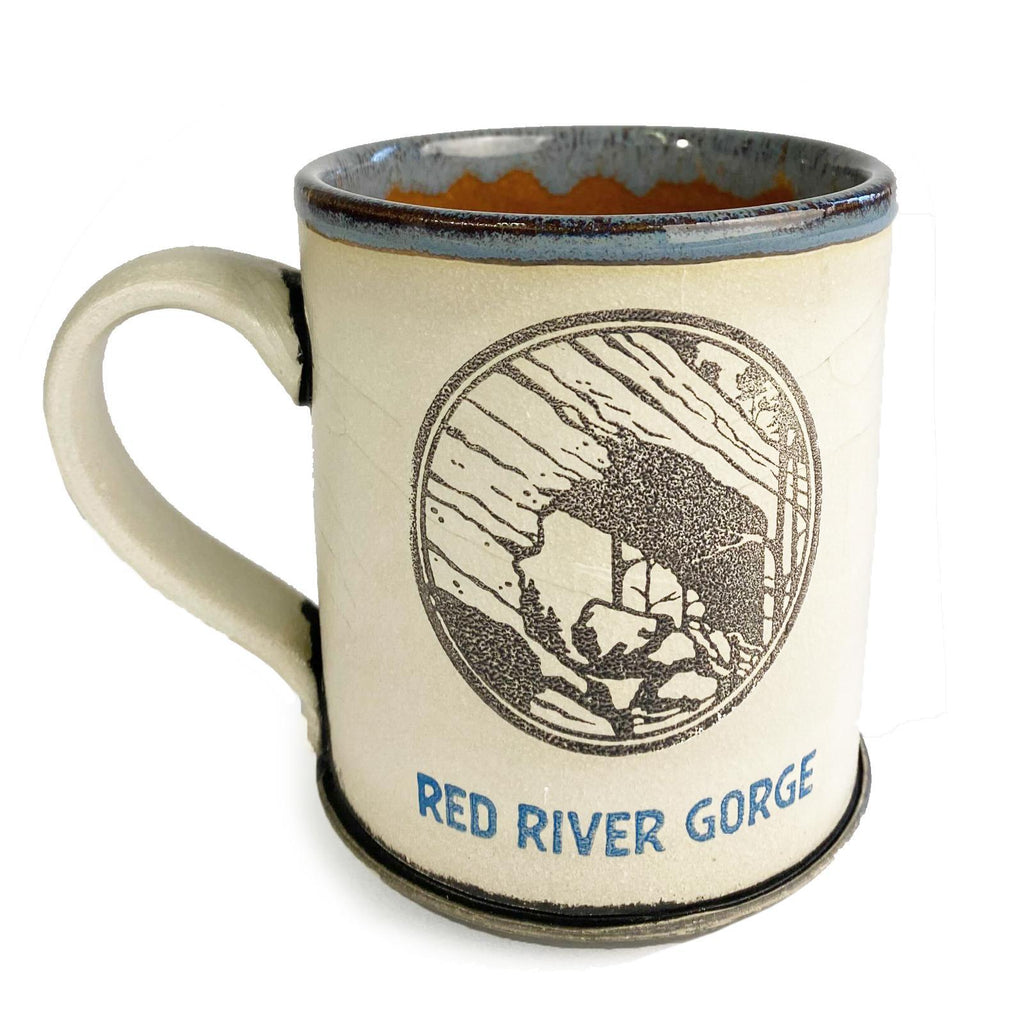 Red River Gorge Mugs by David Kenton Kring-Odds and Ends-KY for KY Store