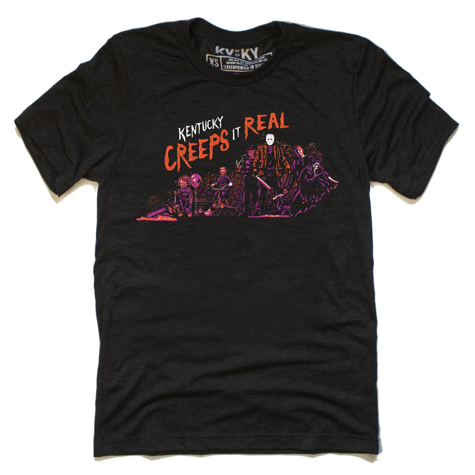 KY Horror T-Shirt-T-Shirt-KY for KY Store