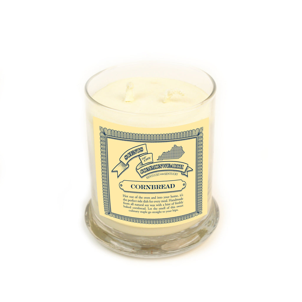 Cornbread Scented Candle-Odds and Ends-KY for KY Store
