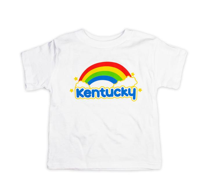 Kentucky Rainbow Kids T-Shirt-Kids-KY for KY Store