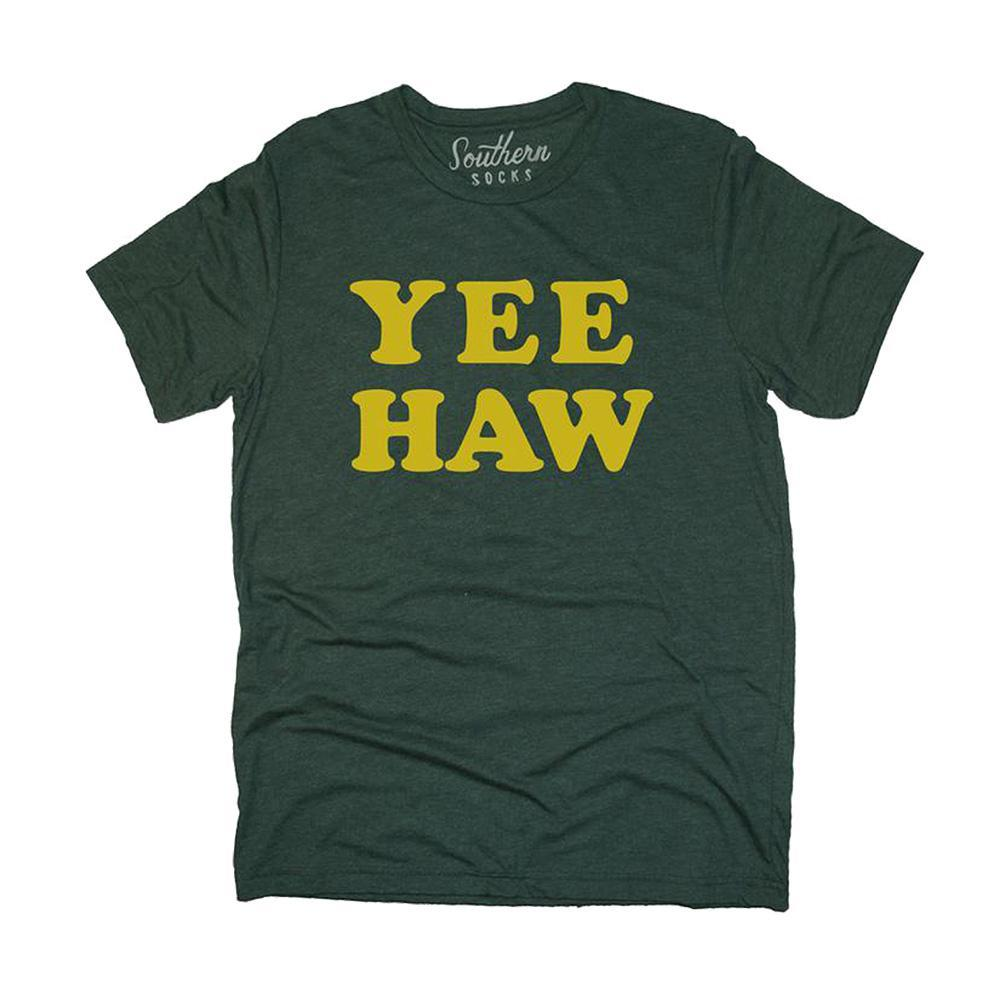 YEE HAW T-Shirt-T-Shirt-KY for KY Store