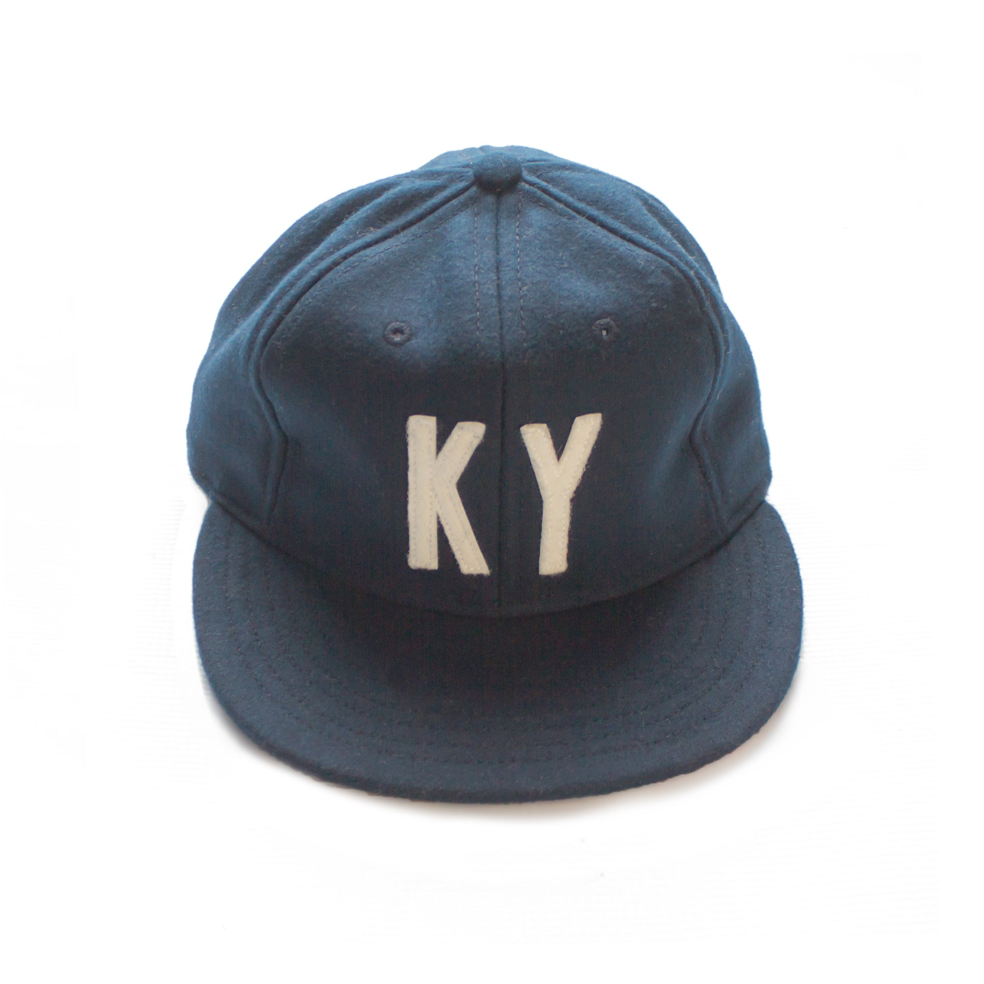 KY Ebbets Hat (Navy and White)-Hat-KY for KY Store 7c505c45f4d