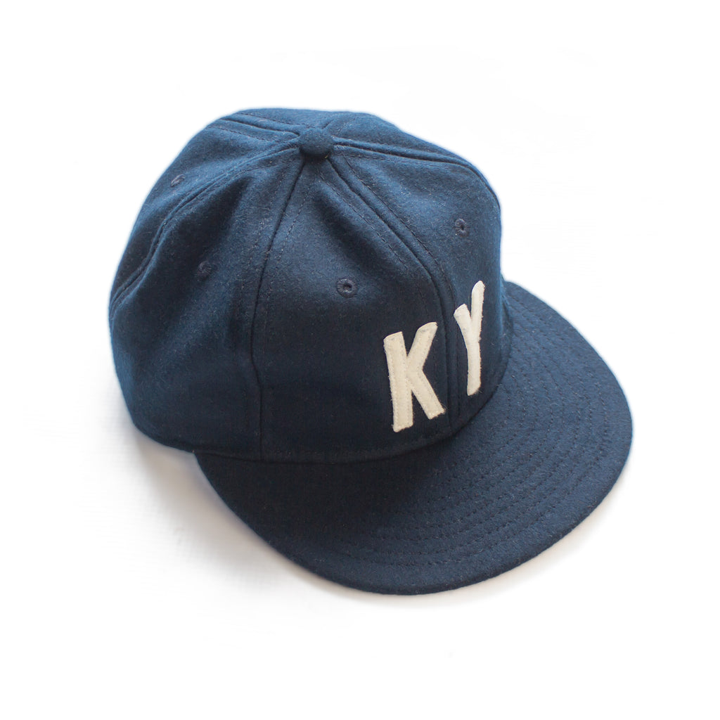 KY Ebbets Hat (Navy and White)-Hat-KY for KY Store