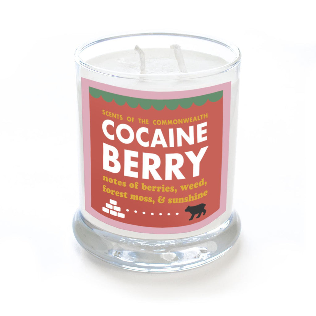Cocaine Berry Candle-Odds and Ends-KY for KY Store