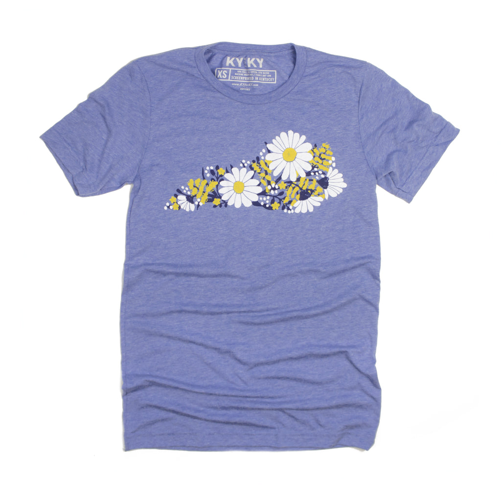Flower KY T-Shirt-T-Shirt-KY for KY Store