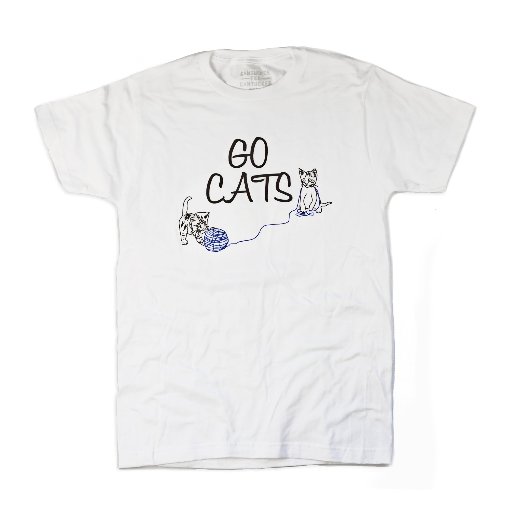 Go Cats T-Shirt-T-Shirt-KY for KY Store