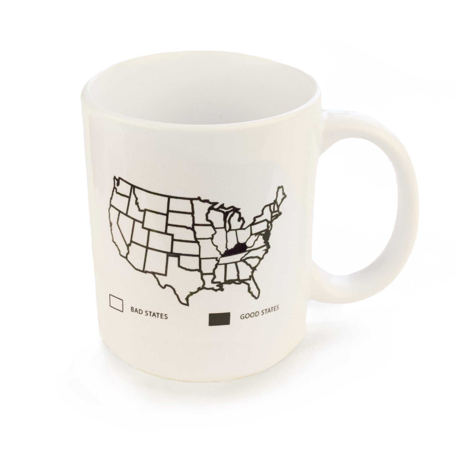 Good States Bad States Mug-Odds and Ends-KY for KY Store
