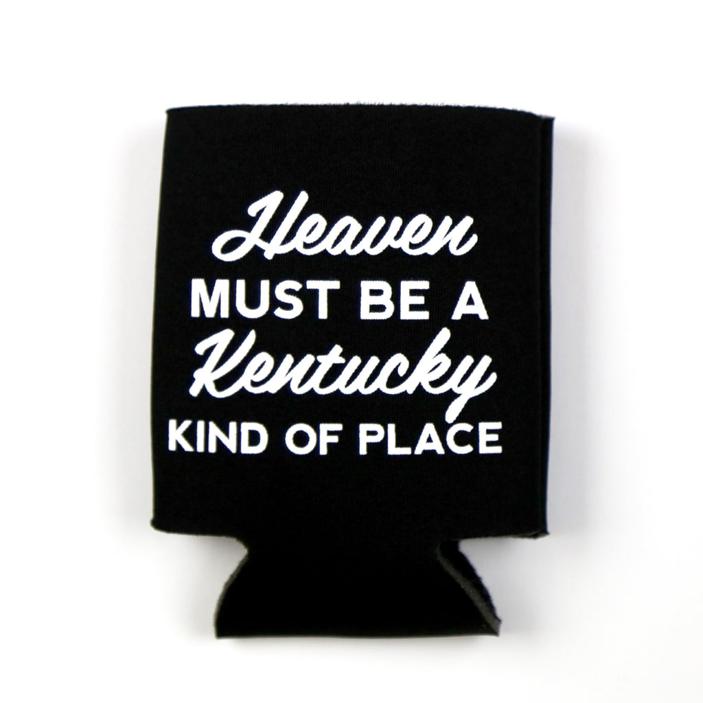 Heaven Must Be A Kentucky Kind of Place Koozie-Odds and Ends-KY for KY Store
