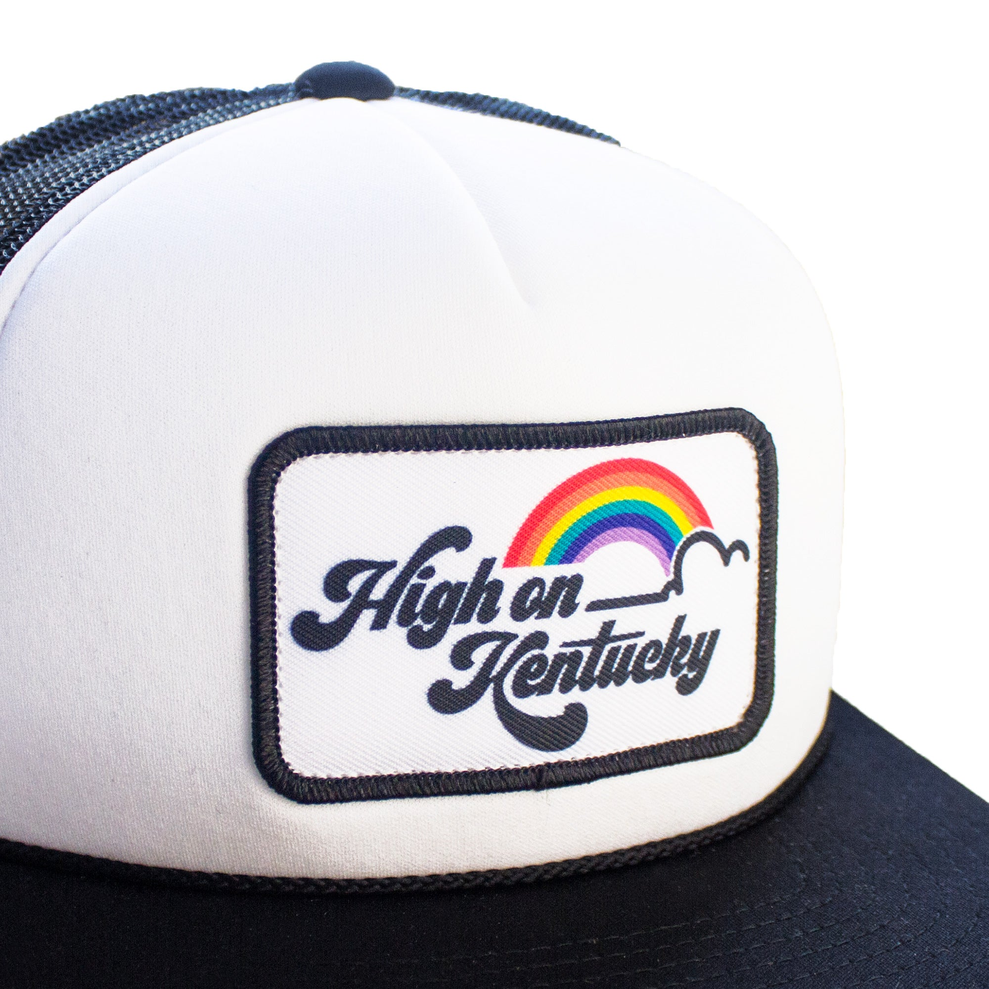 High on KY Trucker Hat-Hat-KY for KY Store
