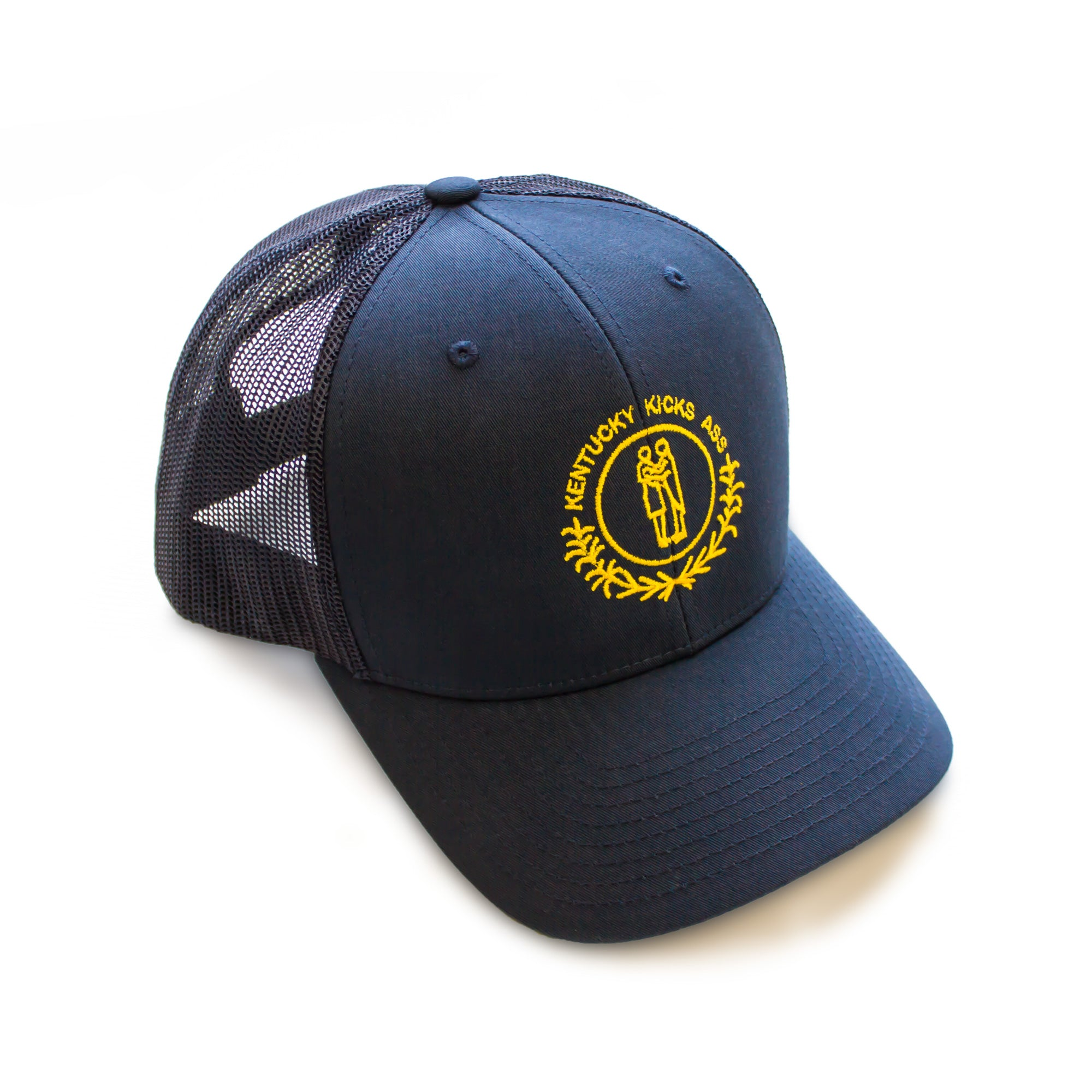 Commonwealth Seal Trucker Hat-Hat-KY for KY Store