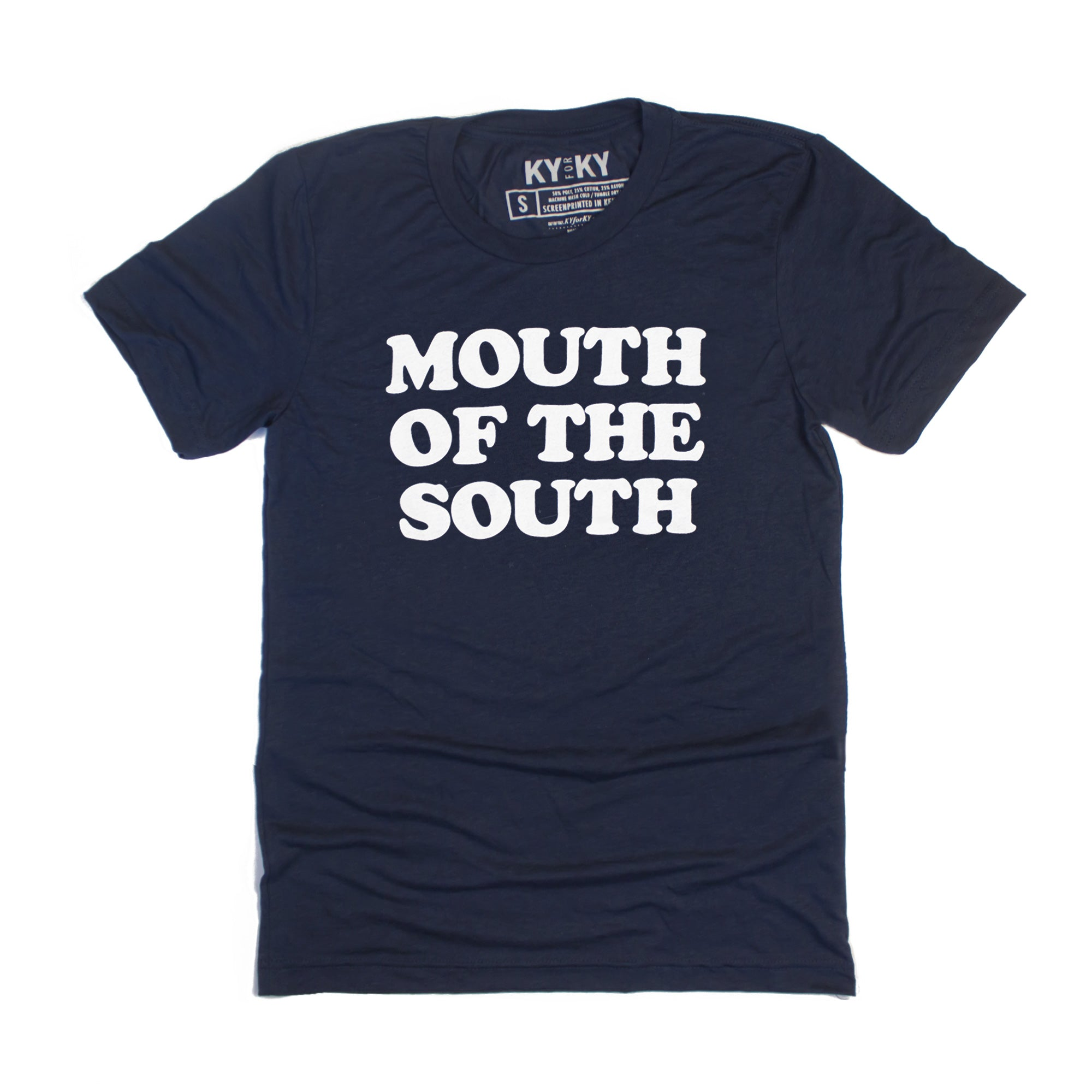 Mouth of The South T-Shirt-T-Shirt-KY for KY Store