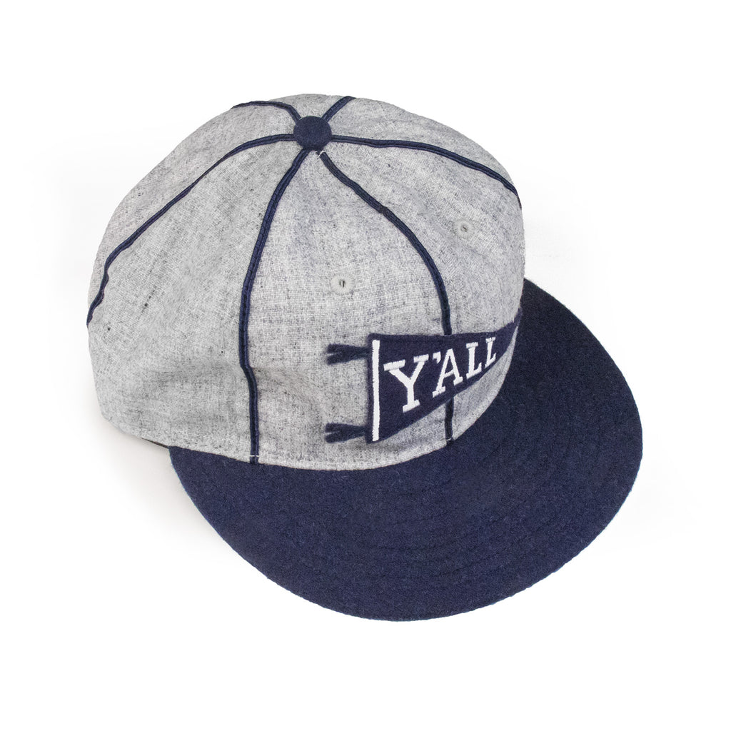 Y'ALL Pennant Ebbets Hat-Hat-KY for KY Store