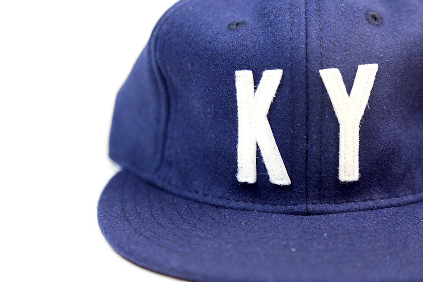 fc18cf23c4a Navy Ebbets   039 KY  039  Hats Are Back - Kentucky for Kentucky ...