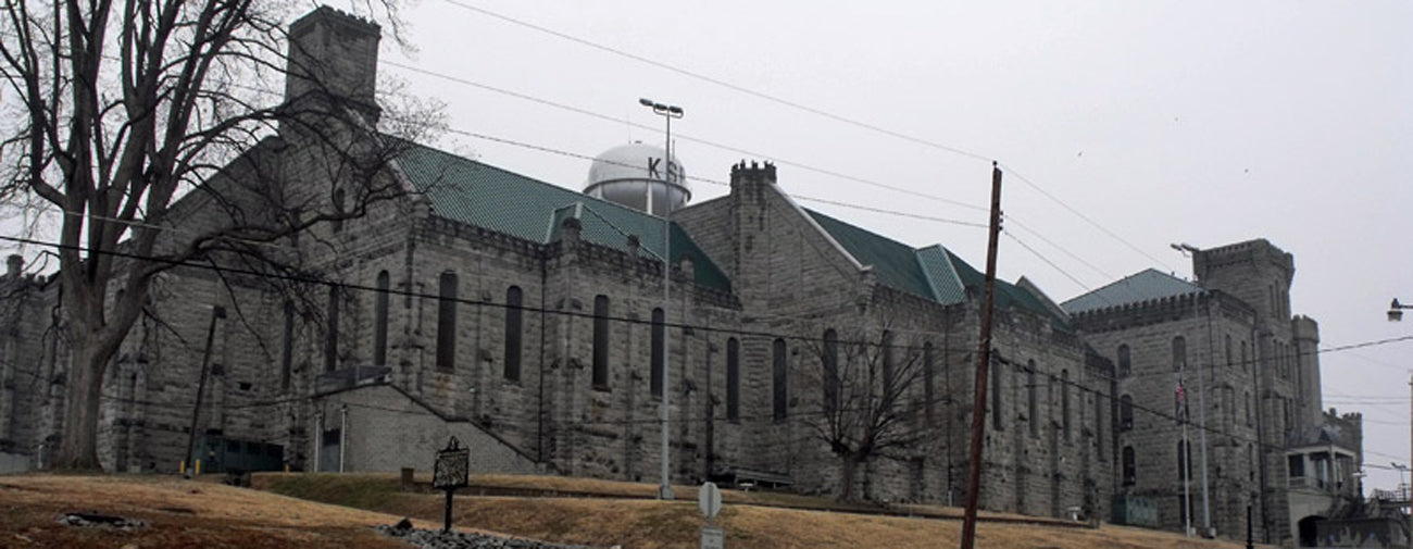 Haunted Places-KY-State-Penitentiary