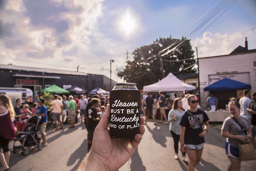 night market koozie blog