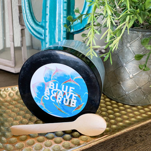 Blue Agave Sugar Scrub