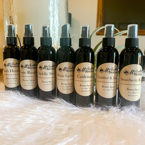 McIntire Saddlery Room Spray