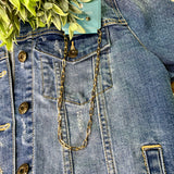Dainty Chain Link Necklaces