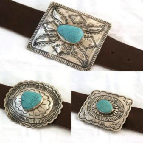 The Wyatt Earp Buckle