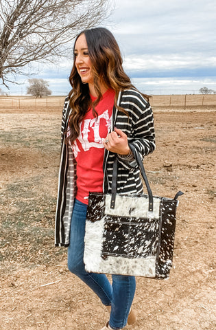 High Country Tote (Black)