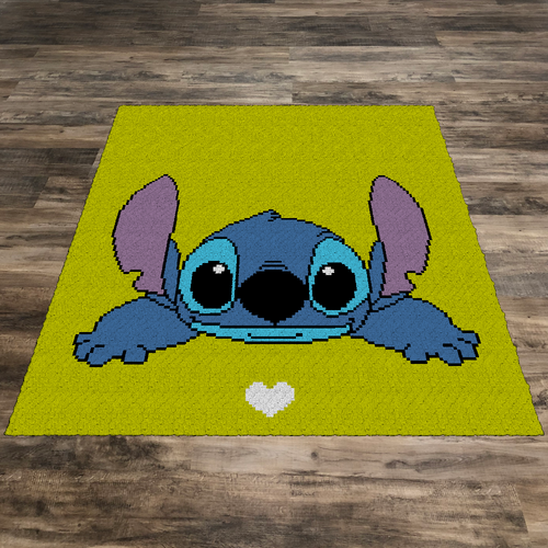Stitch (Experiment 626) (Row by Row)