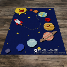 Load image into Gallery viewer, 3D Solar System