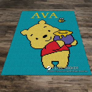 Ava Toddler Winnie the Pooh