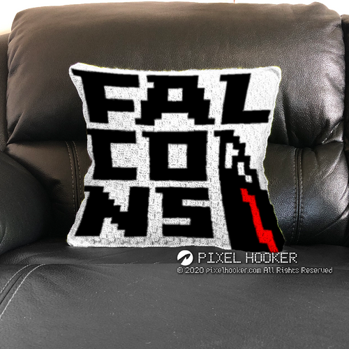 Atlanta Falcons Pillow
