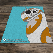 Load image into Gallery viewer, BB8 Peekaboo