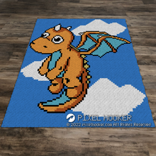 Load image into Gallery viewer, Baby Dragon