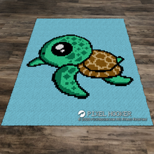 Load image into Gallery viewer, Flippy the Turtle