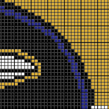 Load image into Gallery viewer, Baltimore Ravens Helmet