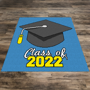 Class of 2022 (Row by Row Pattern)