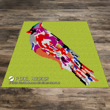 Load image into Gallery viewer, Artistic Cardinal
