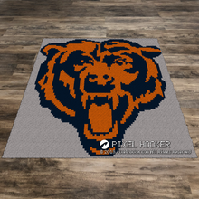 Load image into Gallery viewer, Chicago Bears