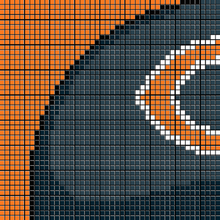 Load image into Gallery viewer, Chicago Bears Helmet