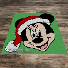 Load image into Gallery viewer, Christmas Mickey