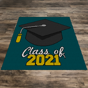 Class of 2021 (Row by Row Pattern)