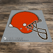 Load image into Gallery viewer, Cleveland Browns Helmet