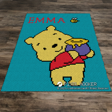 Load image into Gallery viewer, Toddler Winnie the Pooh