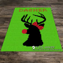 Load image into Gallery viewer, His and Her Reindeer set
