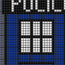 Load image into Gallery viewer, Dr Who Tardis