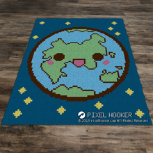 Load image into Gallery viewer, Smiling Earth