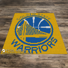 Load image into Gallery viewer, Golden State Warriors (Golden)