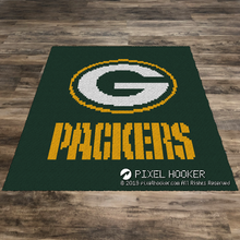 Load image into Gallery viewer, Green Bay Packers Logo