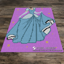 Load image into Gallery viewer, Dancing Cinderella
